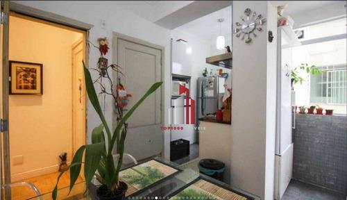 Imagem 1 de 25 de Apartamento Com 2 Dormitórios À Venda, 78 M² Por R$ 477.000,20 - Bela Vista - São Paulo/sp - Ap0022
