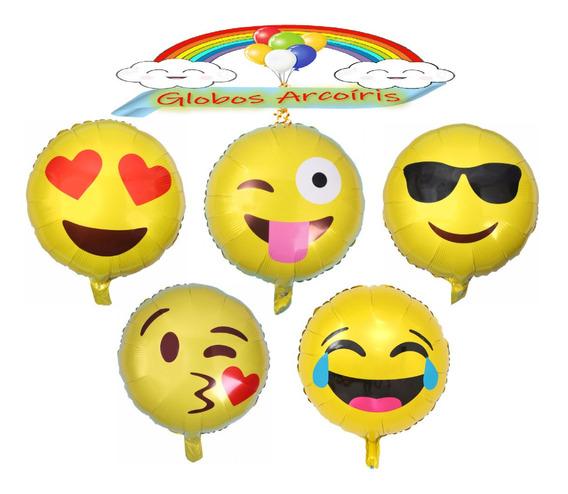 Globos Emoticones 18