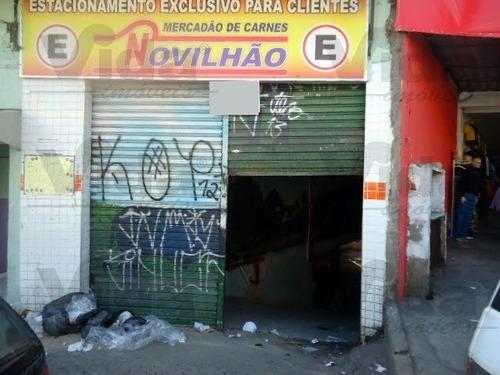 Salão Comercial Para Locação Em Vila Yolanda  -  Osasco - 24950