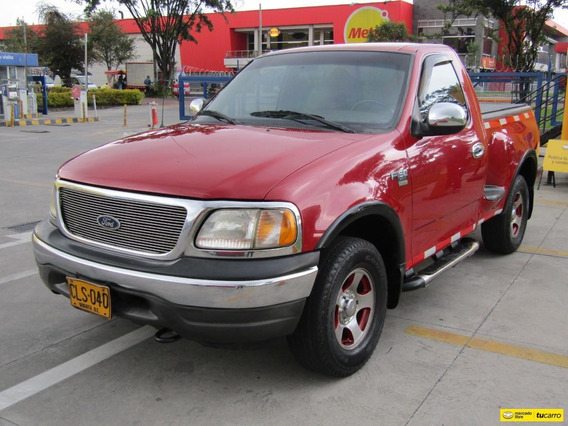 Ford F-150 At 5.4 4x4