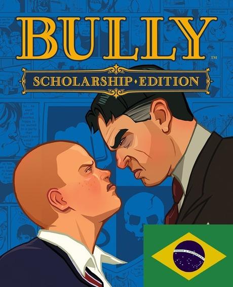Bully Para Playstation 2 ( Patch )legendado Em Portugues
