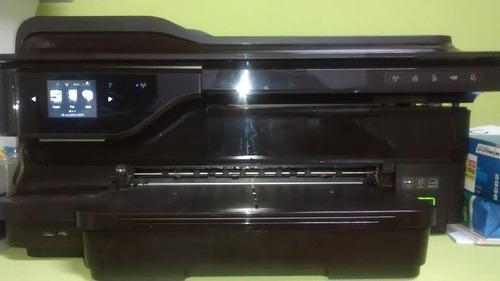 Impresora Hp Officejet 7610 Multifunción A3 Formato Amplio