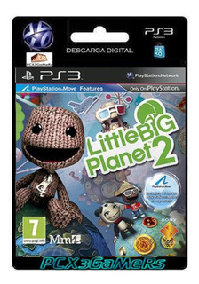 Ps3 Juego Littlebigplanet 2 Pcx3gamers