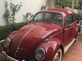 Bonito Volkswagen Vocho Clásico