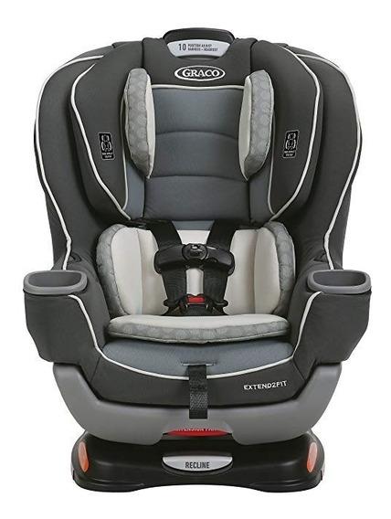 Car Seat/cadeirinha Graco Extend2fit Convertible, Davis Orig