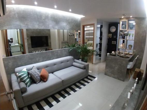 Apartamento Em Neves (neves), São Gonçalo/rj De 45m² 2 Quartos À Venda Por R$ 133.000,00 - Ap301424