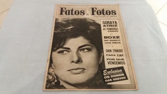 Fatos E Fotos 114 Abril/63 - Garrincha/bahia/prestes Maia