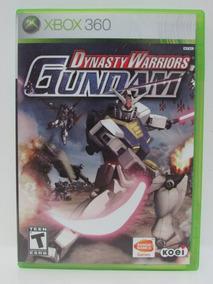 Dynasty Warriors Gundam - Game Xbox 360 Completo Original