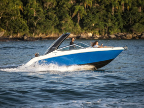Focker 255 2018 Motor 300 Hp Mercruiser