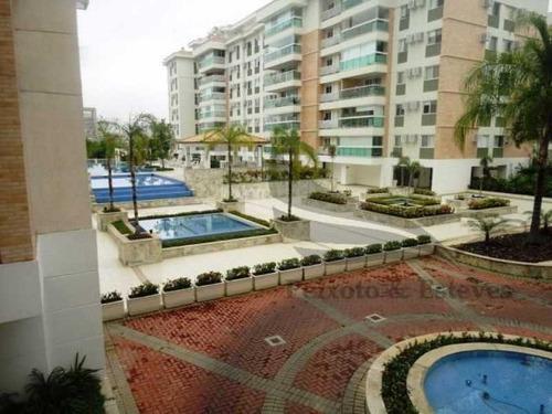 Imagem 1 de 15 de Apartamento-à Venda-barra Da Tijuca-rio De Janeiro - Svap30004
