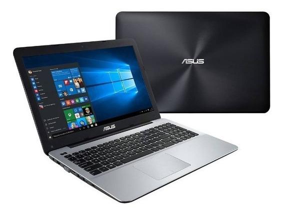 Notebook Asus X555lf-bra-xx190t Core I7 6gb 1tb Hd