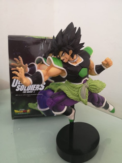 Broly Ultimate Soldiers Dragon Ball Super Envio Gratis