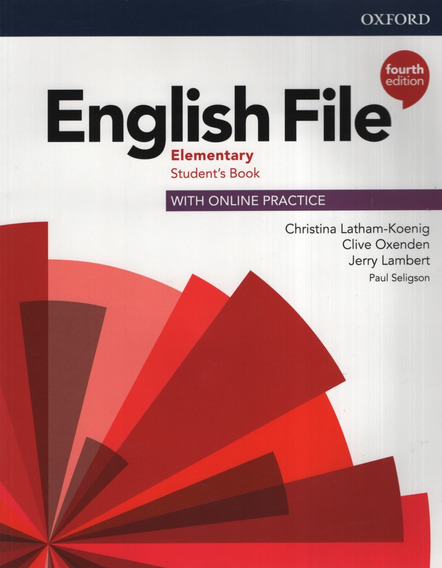English File Elementary (4th.edition) - Student