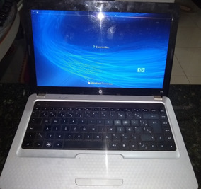 Notebook Hp G42 - Core I3 Processador