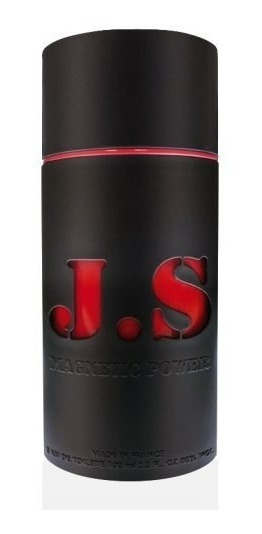 Js Magnetic Power Jeanne Arthes Edt Masculino/100ml