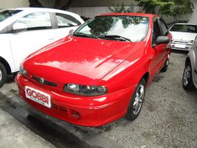 Fiat Brava 1.6 Sx 16v 2001 Vermelho