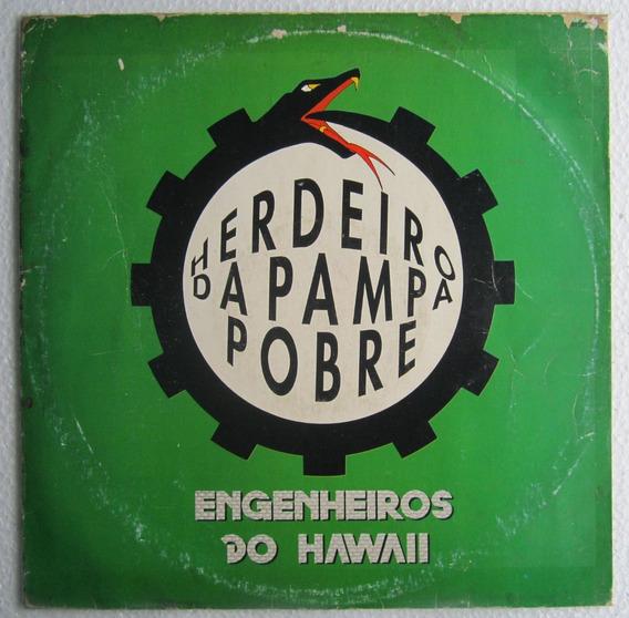 Lp Engenheiros Do Hawaii Herdeiros Da Pampa Pobre Single