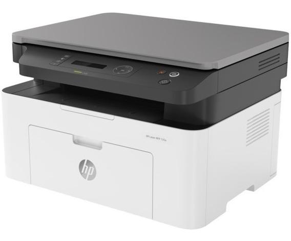 Impressora Multif Hp Laser Mono 135w Nova C/ Garantia E Nf