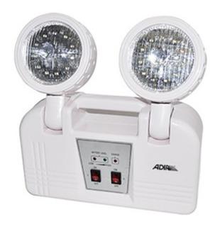 Lámpara Luminario Emergencia Portatil 24 Led Ad-1947 Adir