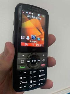 Celular Motorola I418 Impecable!