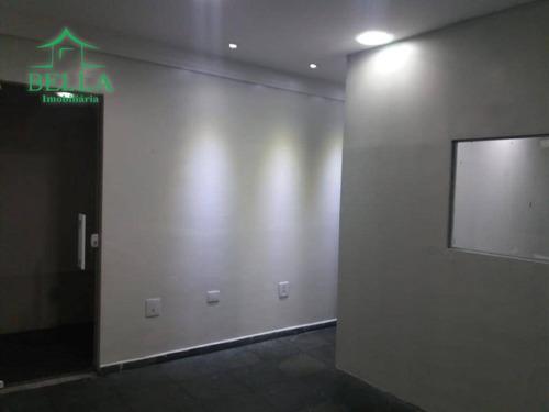Sala Para Alugar, 35 M² Por R$ 950/mês - Jardim Santo Elias - São Paulo/sp - Sa0135