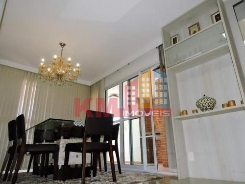 Vende-se Lindo Apartamento Mobiliado No Mansão Terrazo - Ap2571