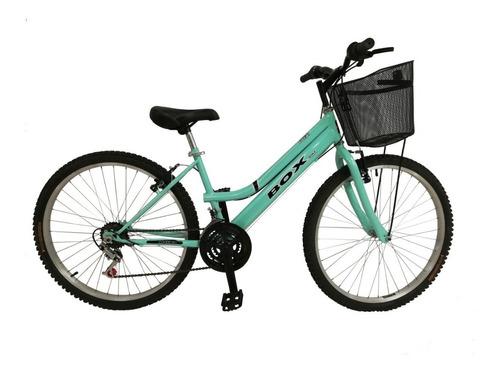 Imagen 1 de 4 de Bicicleta Mtb Aro 26  Para Dama Deportiva