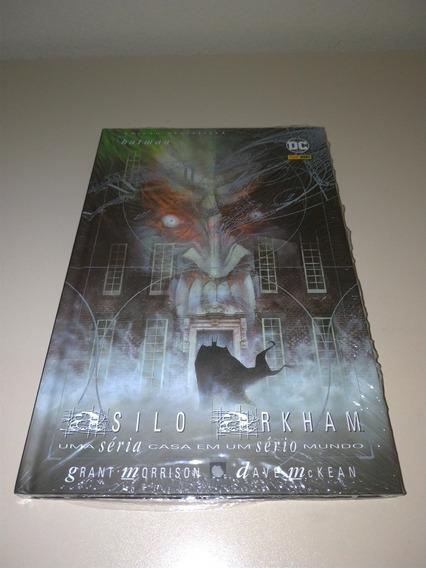 Asilo Arkham - Uma Séria Casa Em Um Sério Mundo (lacrada)