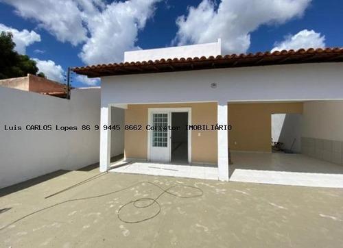 Imagem 1 de 15 de Casa 3 Dormitórios Para Venda Em Teresina, Uruguai, 3 Dormitórios, 1 Suíte, 3 Banheiros, 2 Vagas - Casa Espl_2-1218127