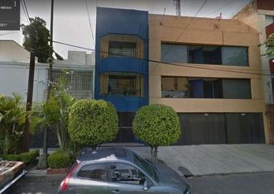 Departamento En Aniceto Ortega, Colonia Del Valle. Benito J.