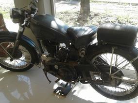 Moto Bsa 350 Cc Año 1948