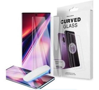 Pelicula Uv Galaxy S8 Curva 5d Vidro Proteção Borda Total