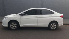 Honda City 1.5 Dx Flex 4p Completo Mecanico Manual Baixo Km