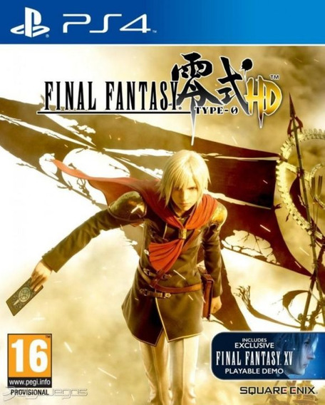 Final Fantasy Type 0 - Ps4 Cod Psn (original*2)