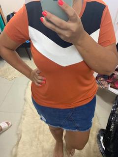 Blusa Camisa Blusinha Feminina Lançamento Verão