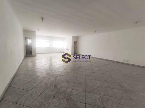Imagem 1 de 21 de Sala Para Alugar, 100 M² Por R$ 1.810,00/mês - Jardim Do Mar - São Bernardo Do Campo/sp - Sa0101