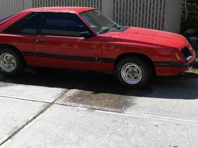 Ford Mustang 1984 Burbuja