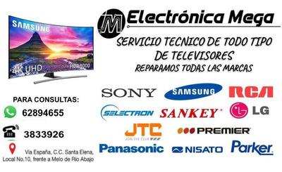 Reparaciòn De Tod Tipo De Tv Y Sonido