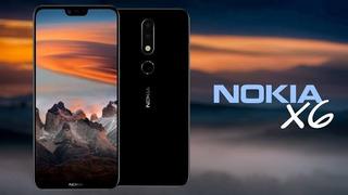 Nokia X6 (6.1 Plus) 4/64gb-entrega Imediata