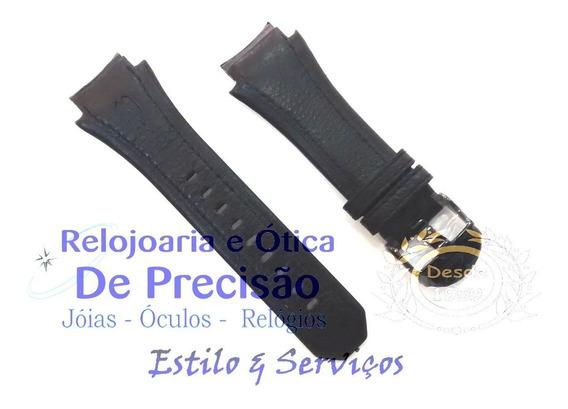 Pulseira Police Sidewinder Preto Pl12086jsb/02