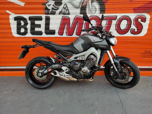 Yamaha Mt09 Abs 2016 Bel Motos