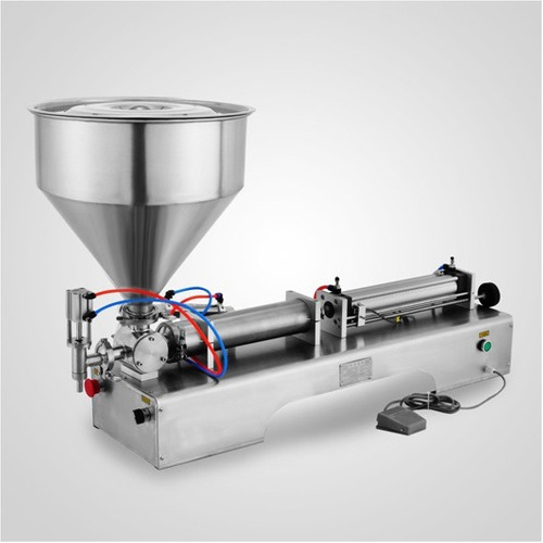 Llenadora Neumatica De Liquidos Pastosos 100-1000ml