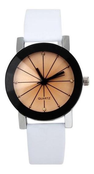 Relógio Feminino Barato Bonito A Pronta Entrega!! Ref:8v
