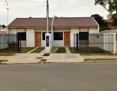 Casas Para Alugar Com 2 Quartos, 1 Banheiro, Sala E Cozinha.