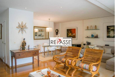 Apartamento Com 3 Dormitórios À Venda, 160 M² Por R$ 1.490.000 - Barra Da Tijuca - Rio De Janeiro/rj - Ap1377