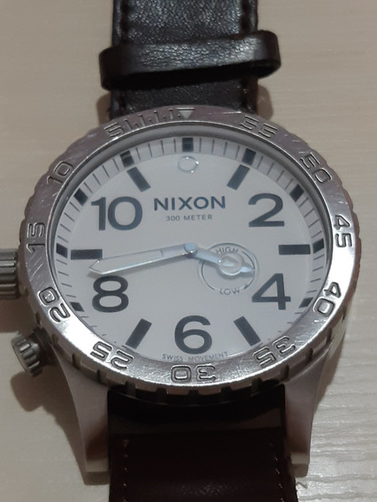 Relógio Nixon 51 30 Originais Com Caixa E Manual