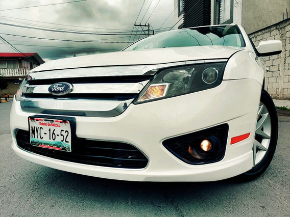 Ford Fusion Sel Premium 2012