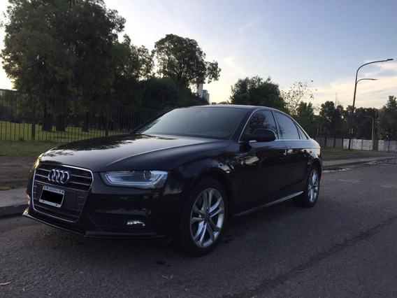 Audi A4 2.0 Tfsi Quattro Attraction S-tronic 211 Hp (2013)