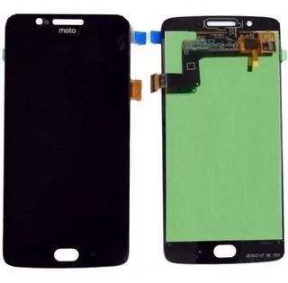 Frontal Motorola G5s Preto (3051)