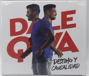 Cd Dale Q Va Destino Y Casualidad -nuevo 2018 En Stock